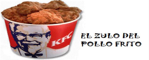 El zulo del pollo frito