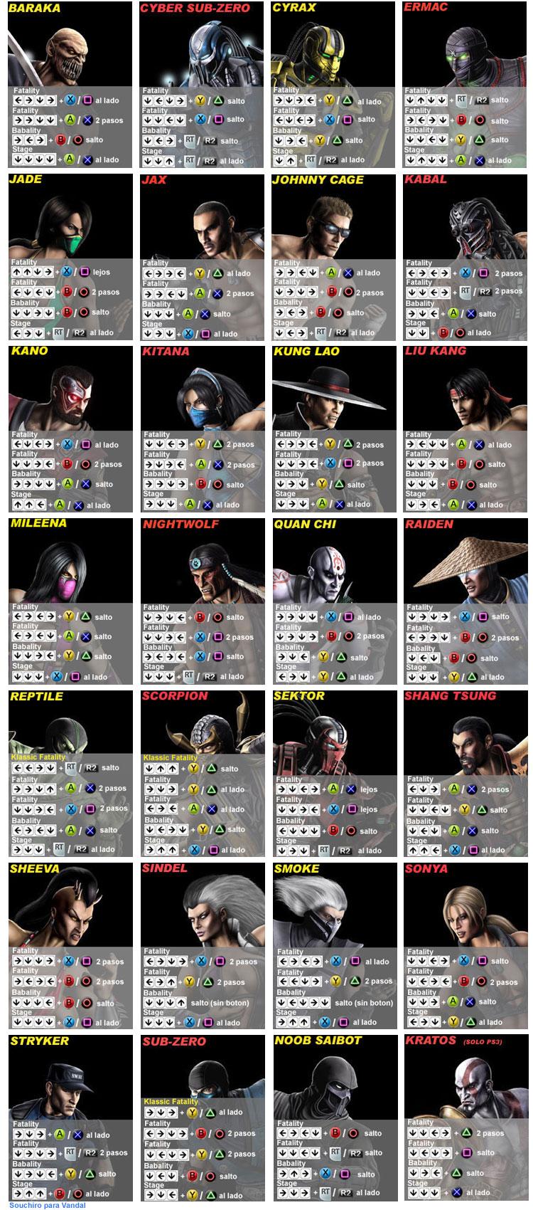 Mortal Kombat 5 0 Foro Vandal