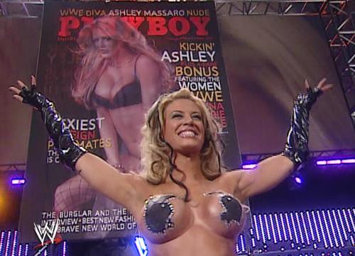 Ashley massaro nude wwe